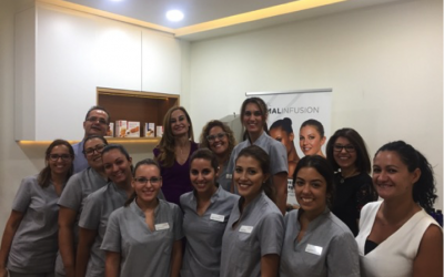 IVALIA clinics welcome DERMALINFUSION in Las Palmas